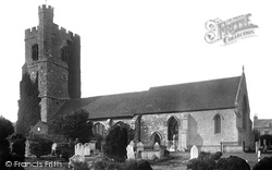St Clement's Parish Church 1891, Leigh-on-Sea