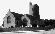 Leigh-on-Sea, St Clement's Parish Church 1891