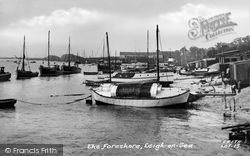 The Foreshore c.1950, Leigh-on-Sea