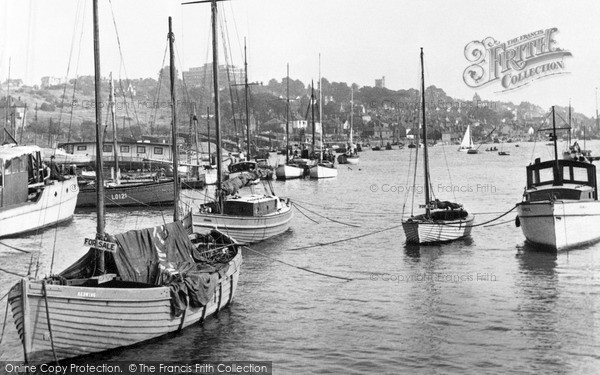 Photo of Leigh On Sea, The Foreshore c.1955