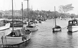 The Foreshore c.1955, Leigh-on-Sea