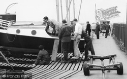 Viewing The Yacht, The Yacht Station c.1965, Leigh-on-Sea