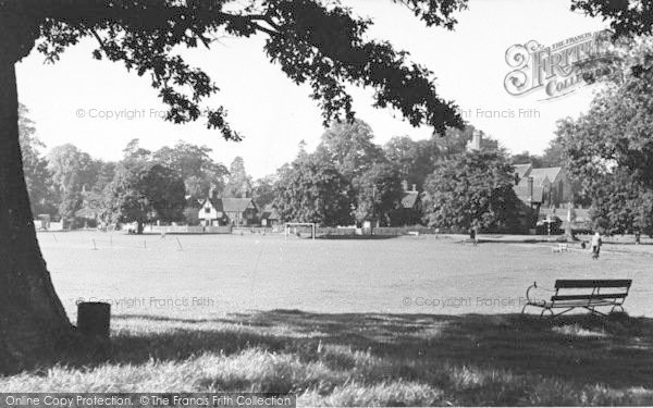 Photo of Leigh, The Green c.1960