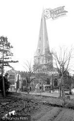 All Saints Church c.1965, Leighton Buzzard