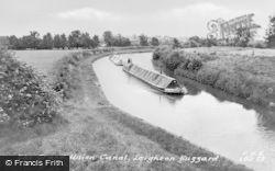 Grand Union Canal c.1960, Leighton Buzzard