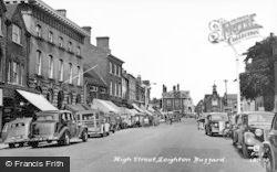 High Street c.1955, Leighton Buzzard