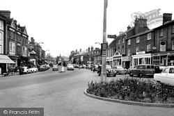 High Street c.1960, Leighton Buzzard