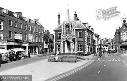 High Street c.1965, Leighton Buzzard