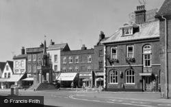 Market Street c.1965, Leighton Buzzard