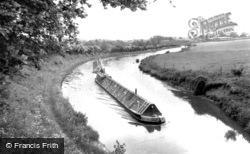 The Grand Union Canal c.1955, Leighton Buzzard
