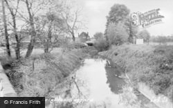 The River c.1955, Leighton Buzzard