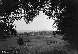 Distant View c.1955, Leintwardine