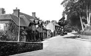 Leintwardine, High Street c1950