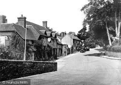 High Street c.1950, Leintwardine
