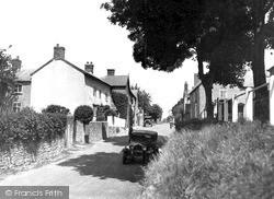 The Bank c.1955, Leintwardine