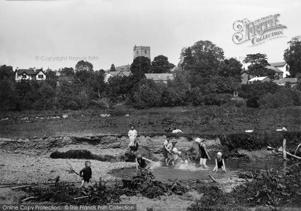 Leintwardine, the Bathing Pool c1950