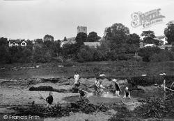 The Bathing Pool c.1950, Leintwardine