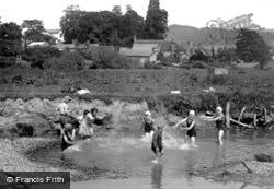 The Bathing Pool c.1955, Leintwardine