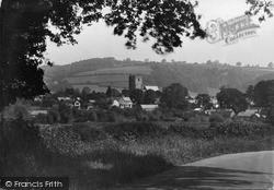 The Village c.1955, Leintwardine