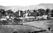 Leintwardine, the Village c1955