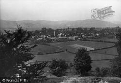 View From Whitton Hill c.1955, Leintwardine