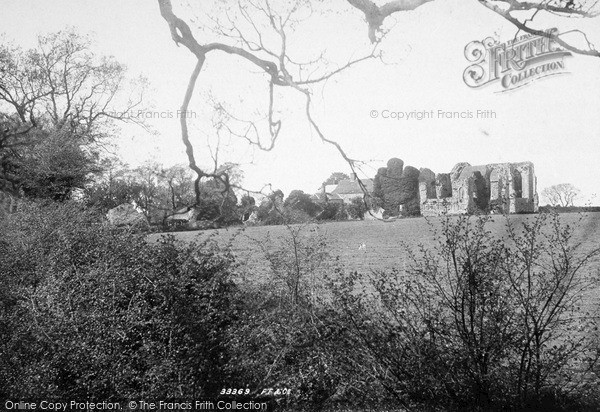 Photo of Leiston, Abbey 1894