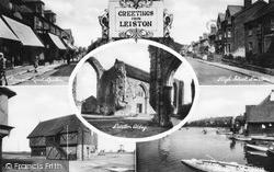 Composite c.1920, Leiston