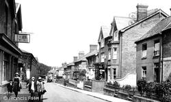 High Street 1922, Leiston