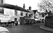 Leiston, High Street c1960