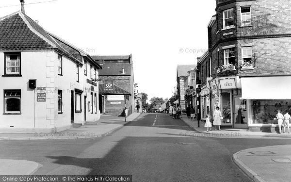 Photo of Leiston, High Street c1960