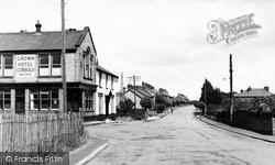 King George's Avenue c.1955, Leiston