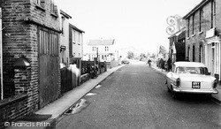 King George's Avenue c.1960, Leiston
