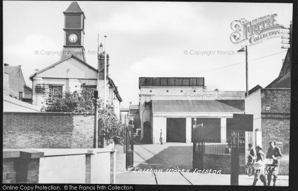 Photo of Leiston, Leiston Works c.1955