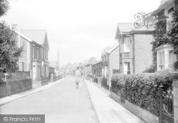 Main Street 1922, Leiston