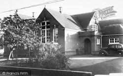 Modern School c.1955, Leiston