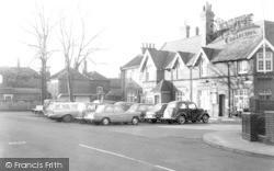 Post Office Square c.1960, Leiston