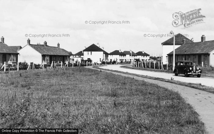 Photo of Leiston, Seaward Avenue c.1955