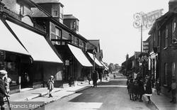 Sizewell Road 1922, Leiston