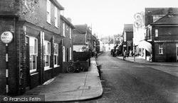 Sizewell Road c.1960, Leiston