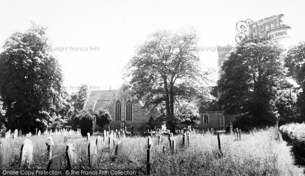 Photo of Leiston, St Margaret's Parish Church c.1965