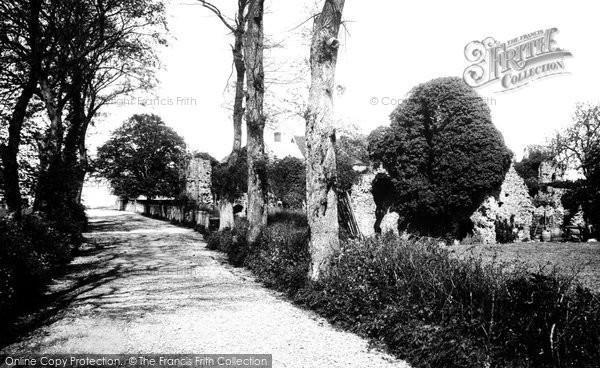 Photo of Leiston, The Abbey 1894