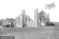 The Abbey 1922, Leiston