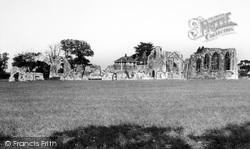 The Abbey c.1960, Leiston