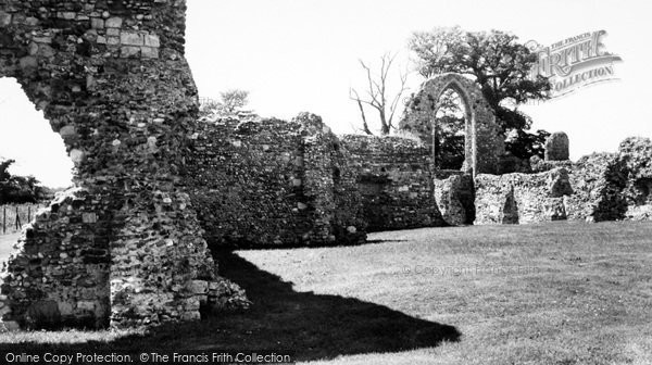 Photo of Leiston, The Abbey c.1965