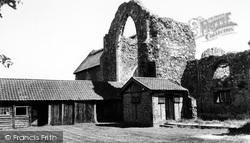 The Abbey c.1965, Leiston