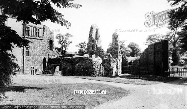 Photo of Leiston, The Abbey c.1965