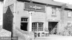 The Forge c.1960, Leiston