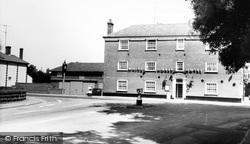 White Horse Hotel c.1965, Leiston
