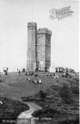 Leith Hill, 1890