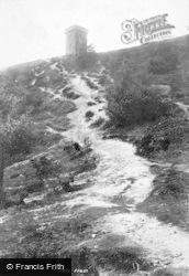 Leith Hill, 1896